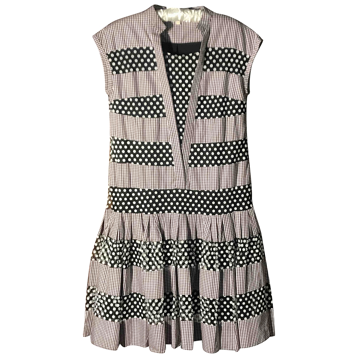 Rhie \N Kleid in Baumwolle