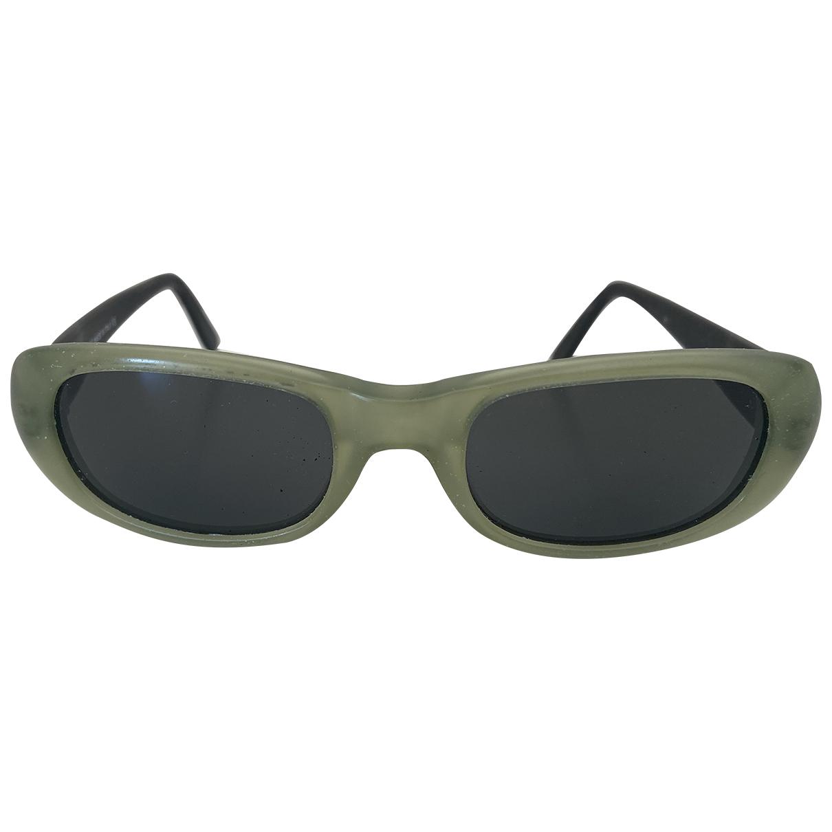 Emporio Armani \N Khaki Sunglasses for Women \N