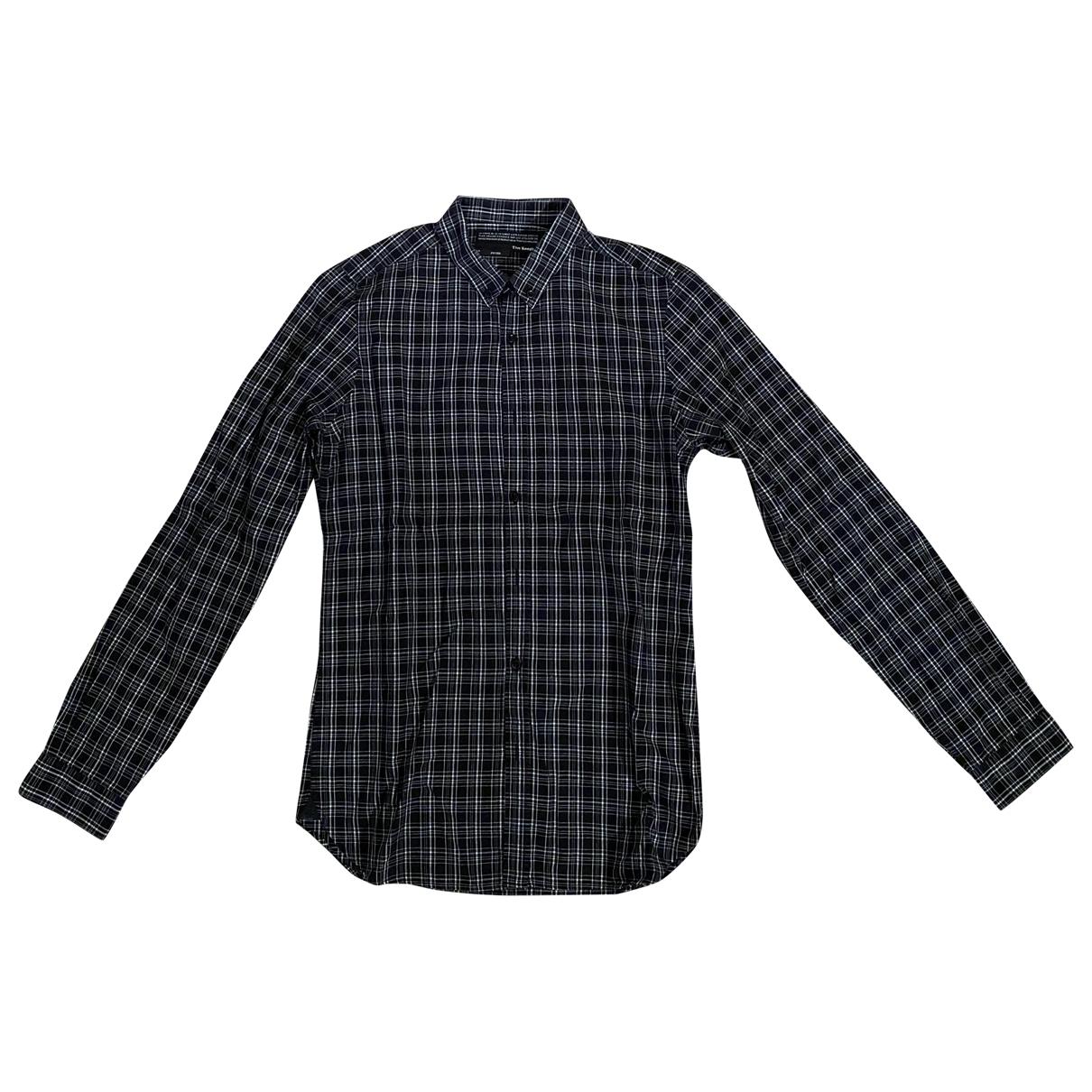 The Kooples \N Hemden in  Schwarz Baumwolle