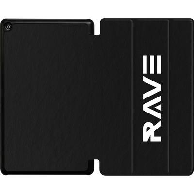 Amazon Fire HD 8 (2017) Tablet Smart Case - RAVE von Berlin Techno Collective