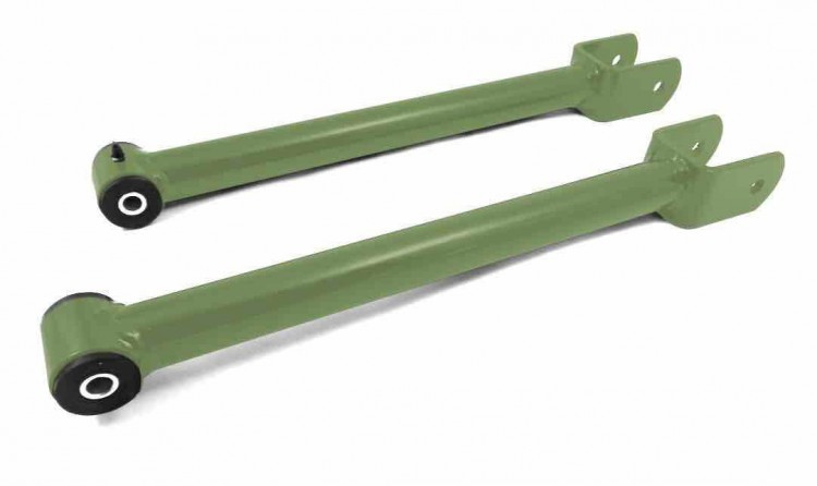 Steinjager J0046766 Control Arms, Front Upper Wrangler JK 2007-2018 0-2.5 Inch Lift Fixed Length Locas Green