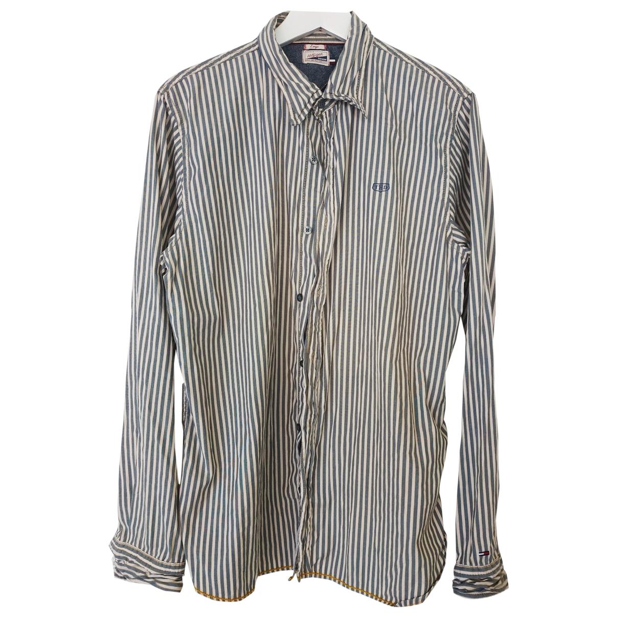 Tommy Hilfiger \N Cotton Shirts for Men L International