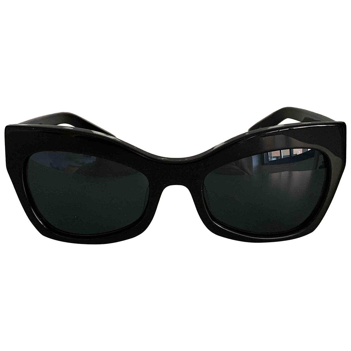 Kaleos \N Black Sunglasses for Women \N