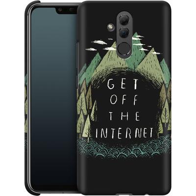 Huawei Mate 20 Lite Smartphone Huelle - Get Off The Internet von Louis Ros