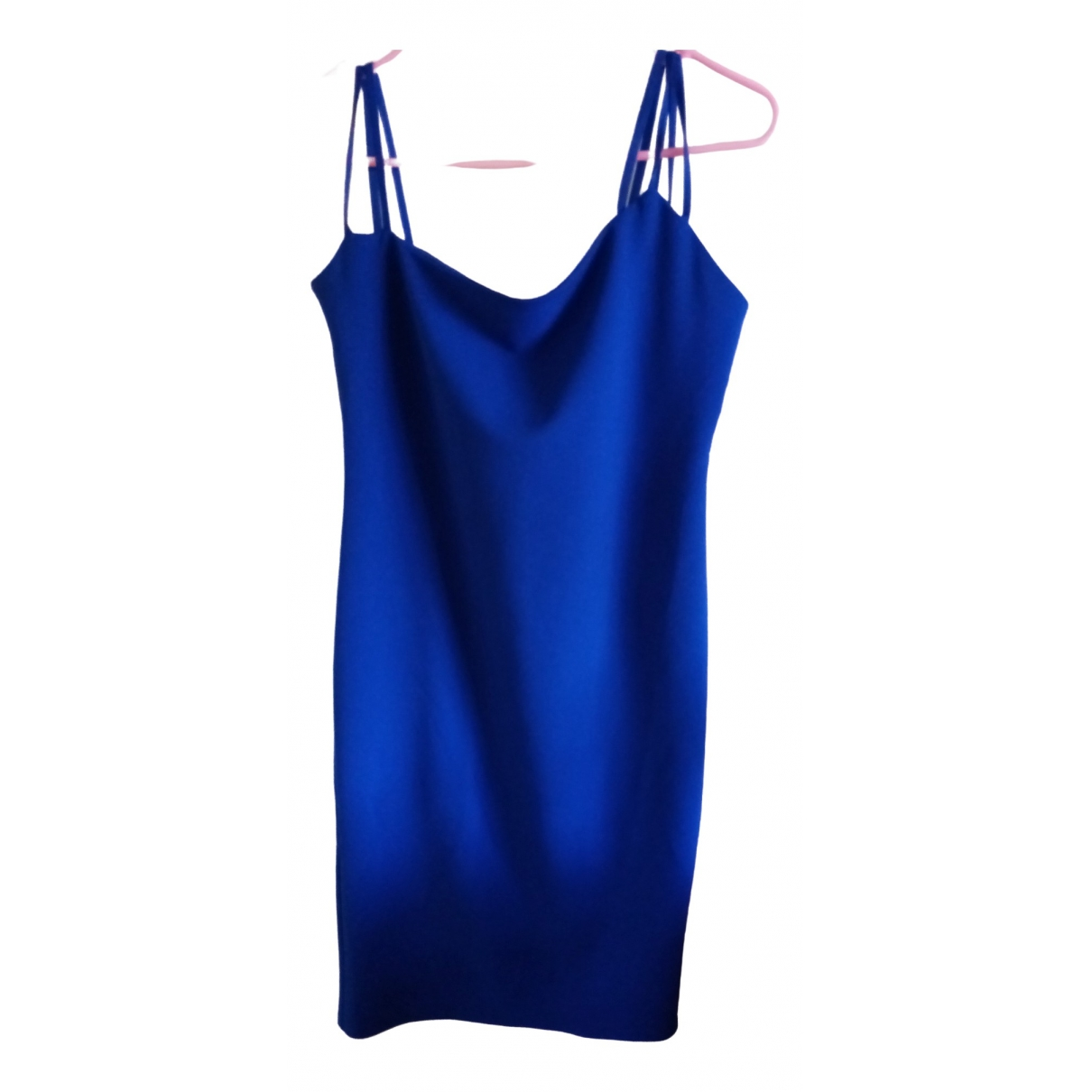 Non Signé / Unsigned \N Blue dress for Women 10 UK