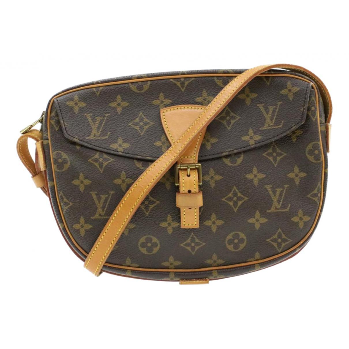 Louis Vuitton Jeune fille  Brown Cloth handbag for Women N