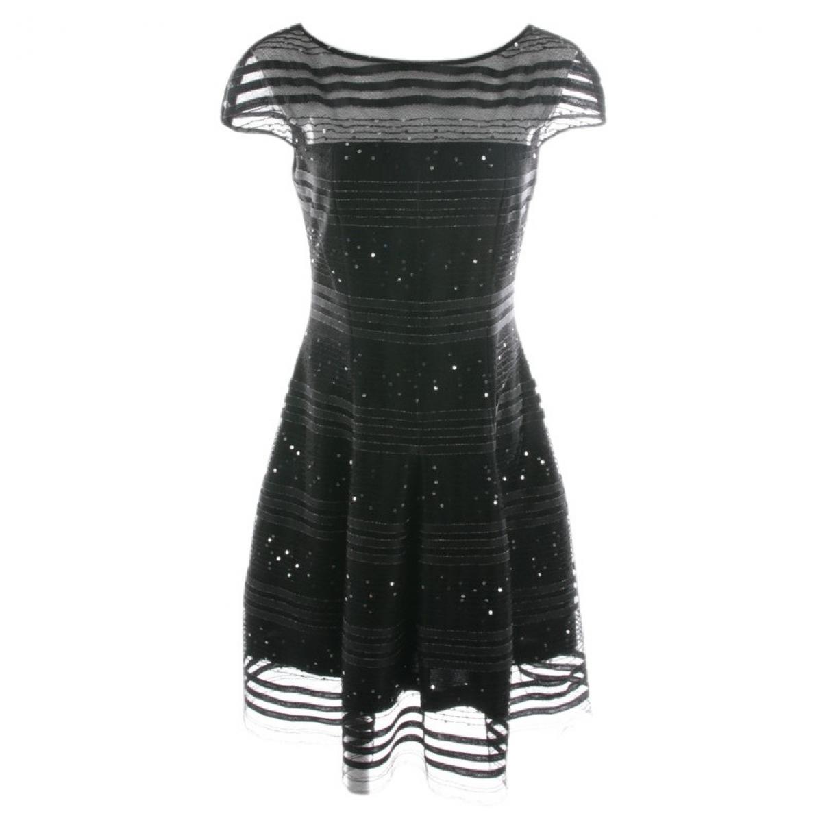 Talbot Runhof \N Black dress for Women 38 FR