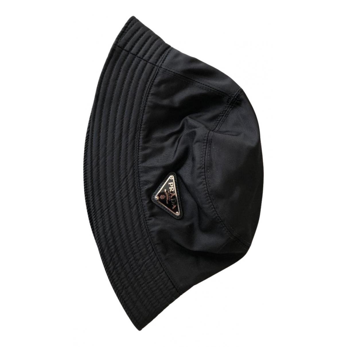 Prada N Black hat for Women S International