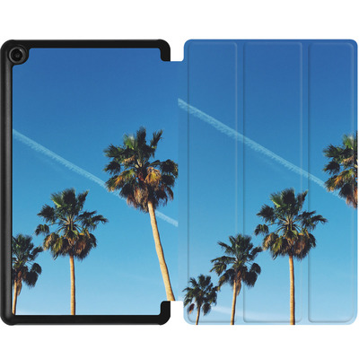 Amazon Fire 7 (2017) Tablet Smart Case - Palm Tree Paradise von Omid Scheybani