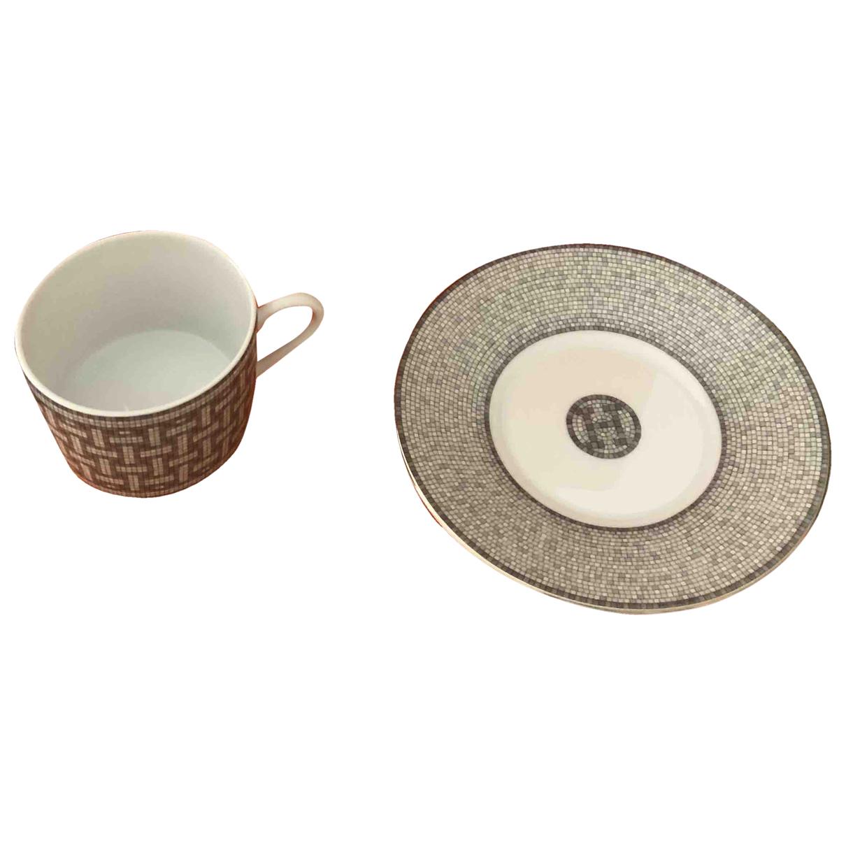 Taza Mosaique au 24 de Porcelana Hermes