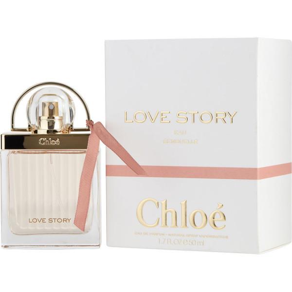 Love Story Eau Sensuelle - Chloe Eau de Parfum Spray 50 ML