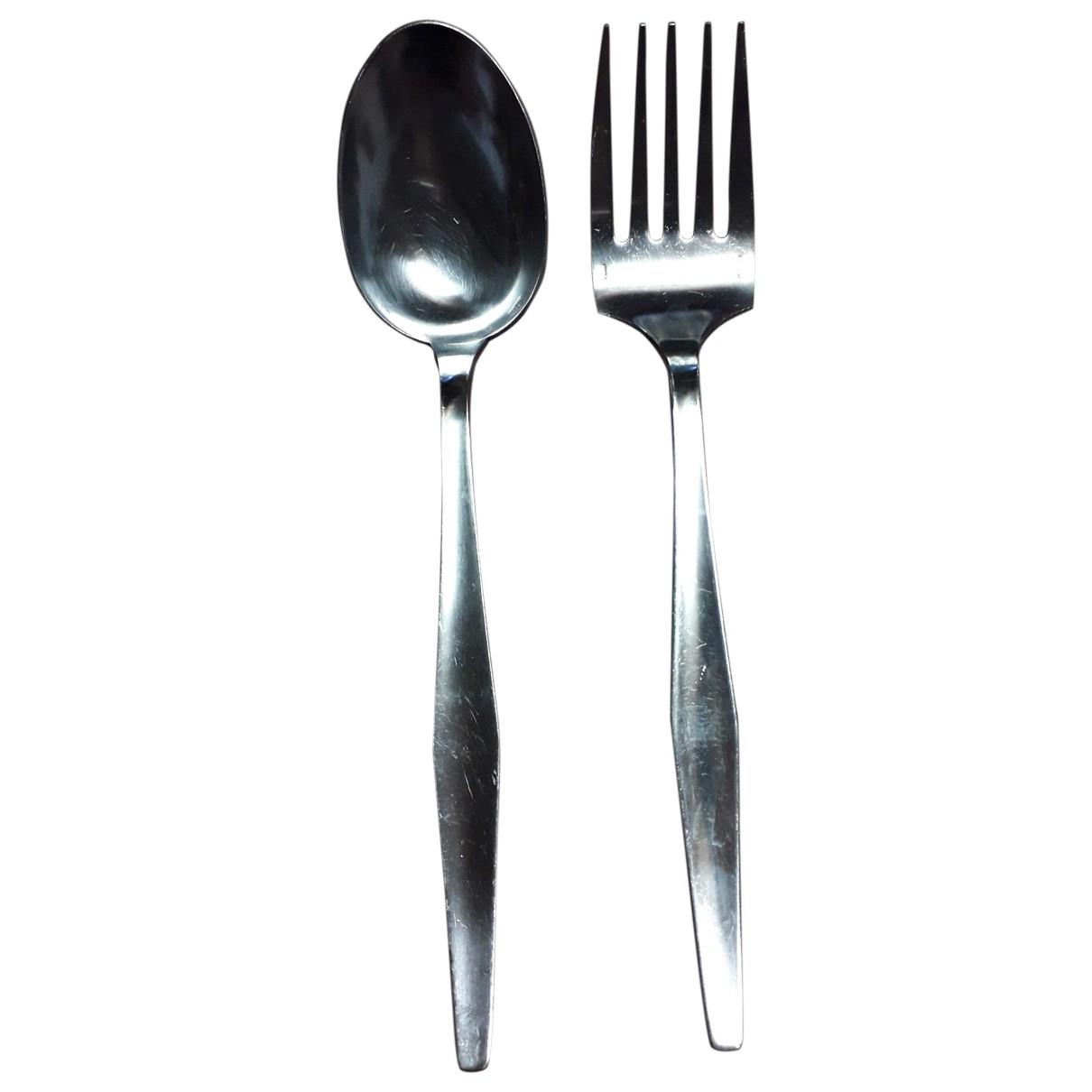 Christofle - Arts de la table   pour lifestyle en acier - argente