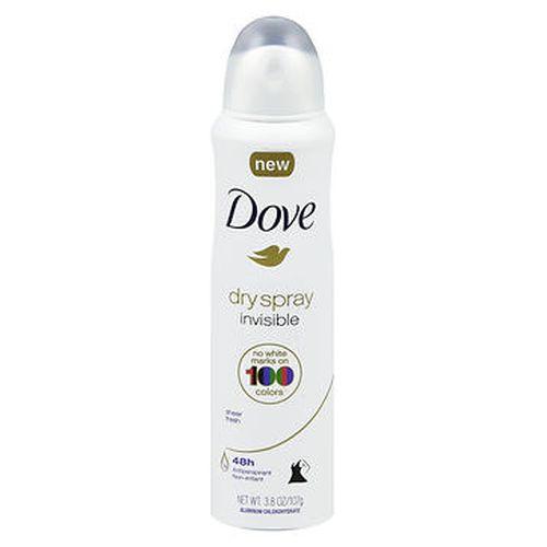Dove Antiperspirant Invisible Dry Spray Sheer Fresh 3.8 Oz by Dove