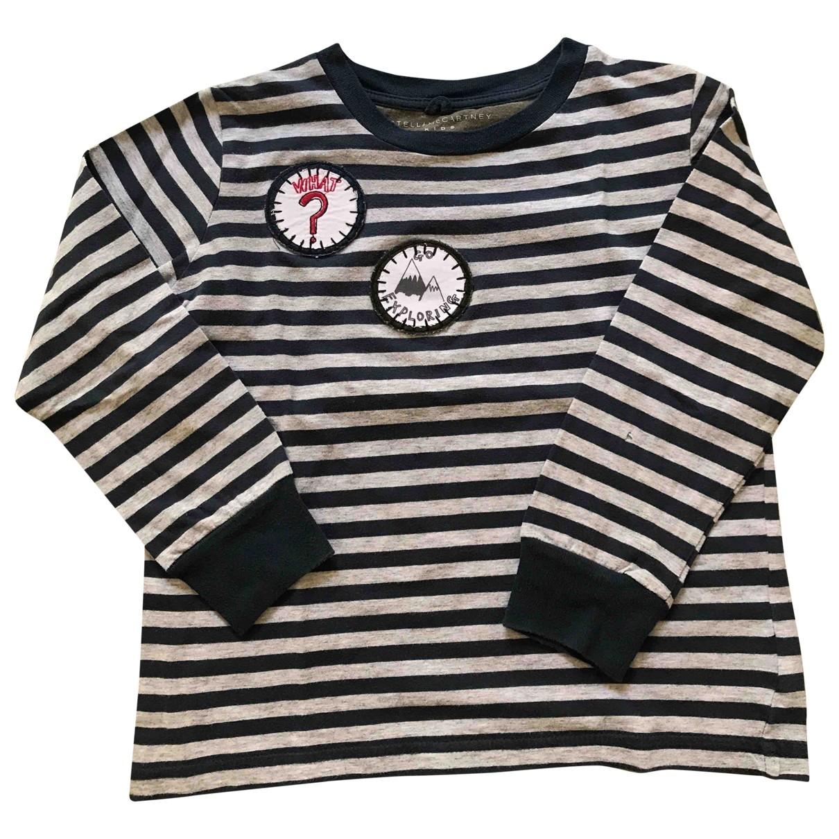 Stella Mccartney Kids - Top   pour enfant en coton
