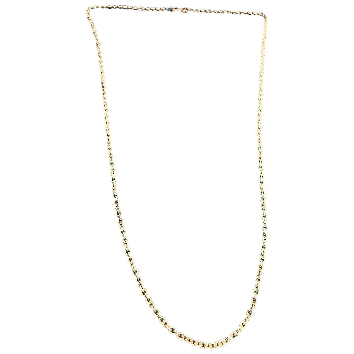 - Bijoux Chaines pour homme en argent - argente