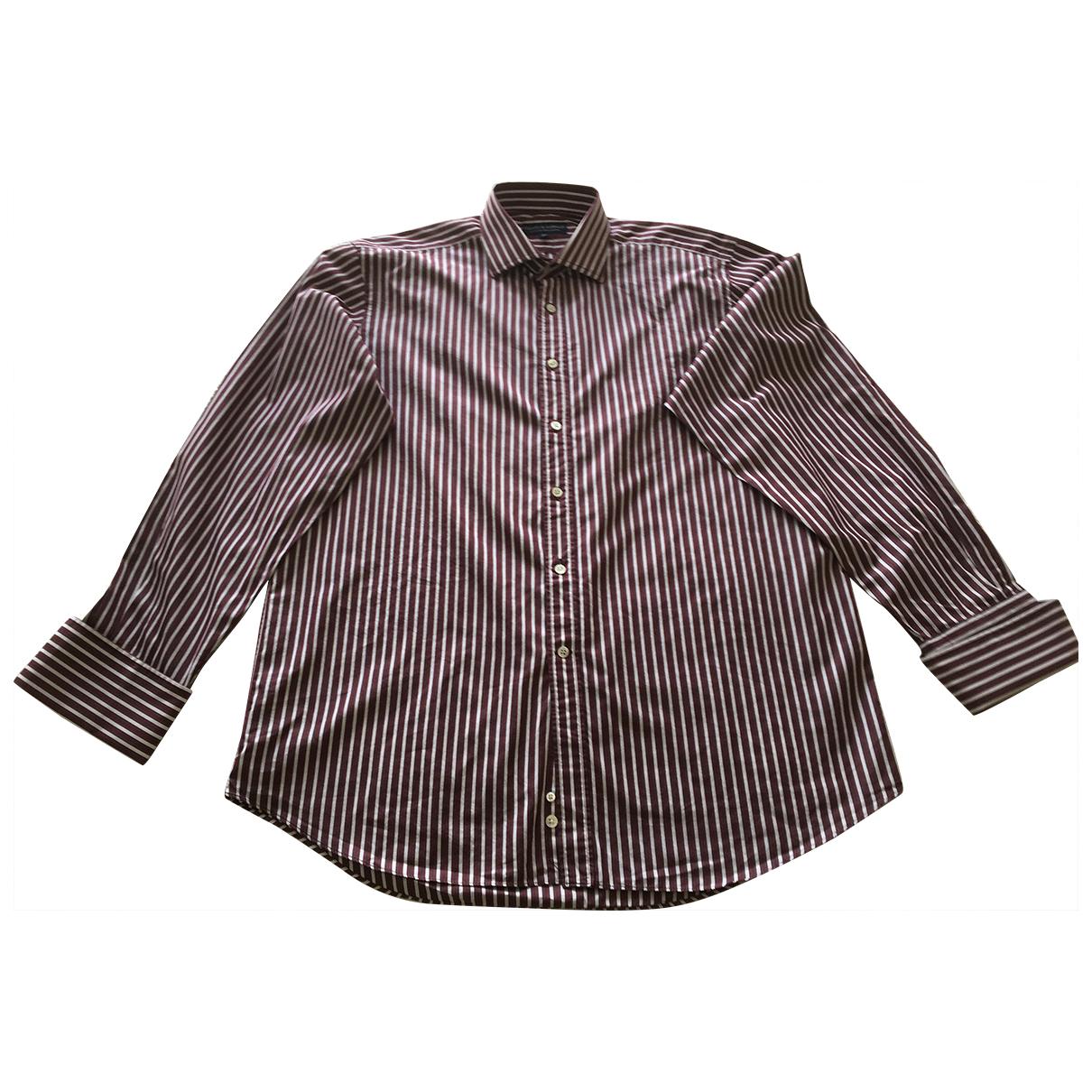 Gieves & Hawkes - Chemises   pour homme en coton - multicolore
