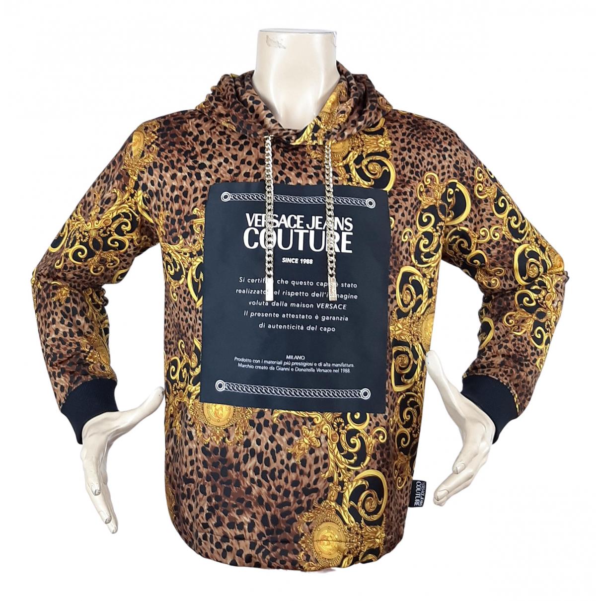 Versace Jeans \N Pullover.Westen.Sweatshirts  in  Bunt Polyester