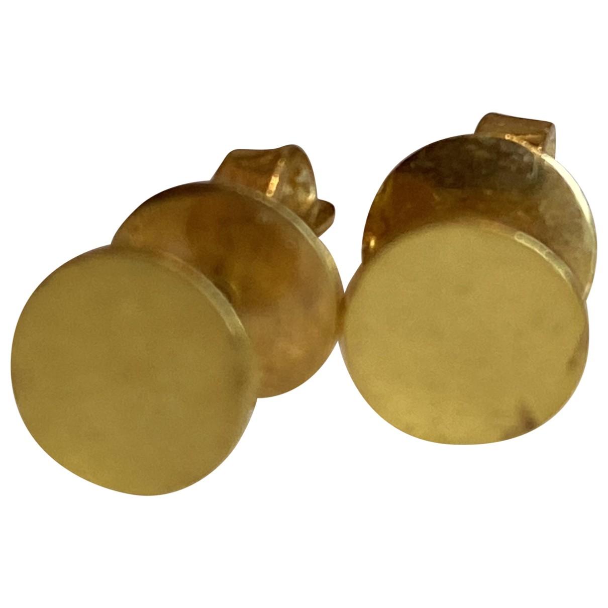 Adelline - Boucles doreilles   pour femme en or jaune