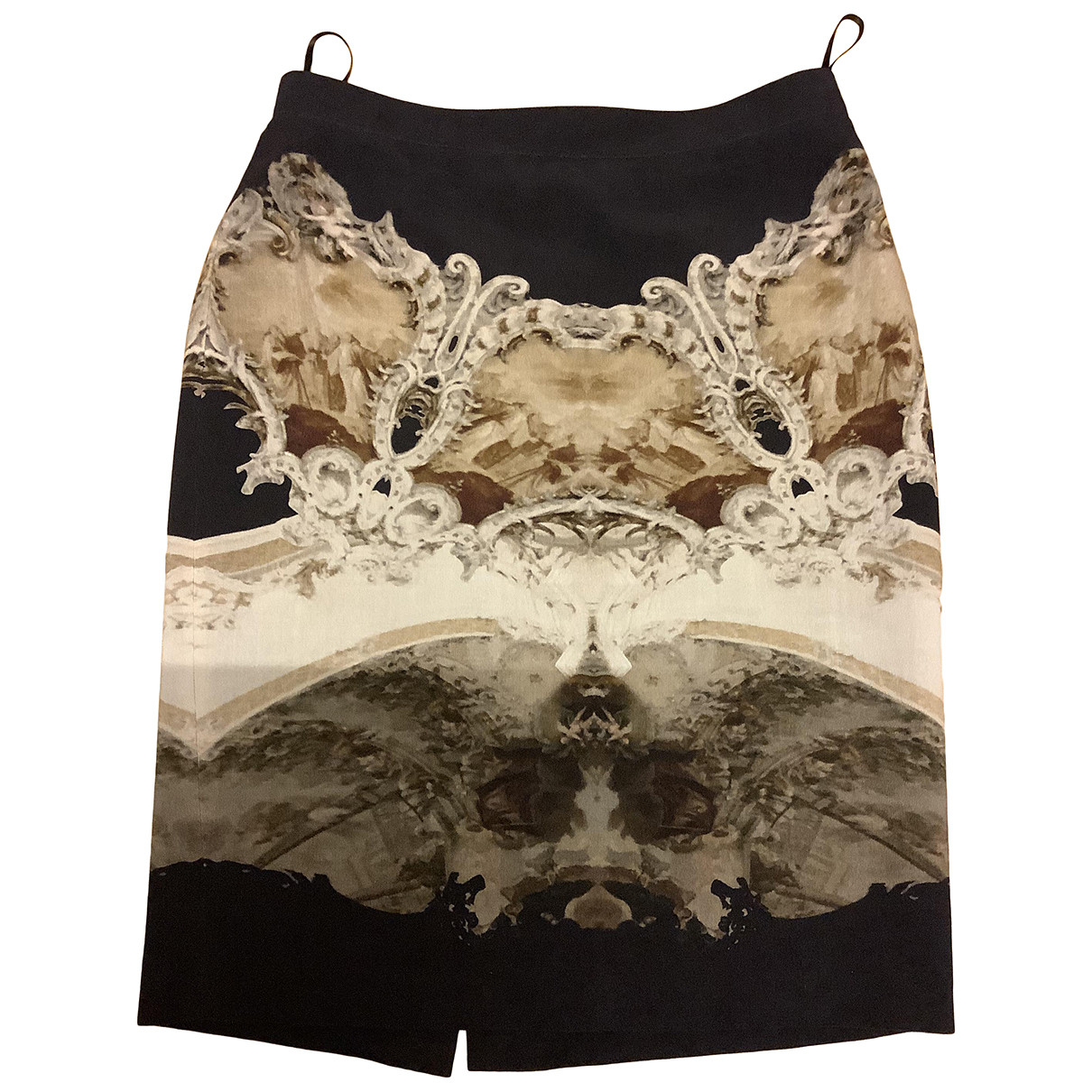 Givenchy N Wool skirt for Women 42 FR
