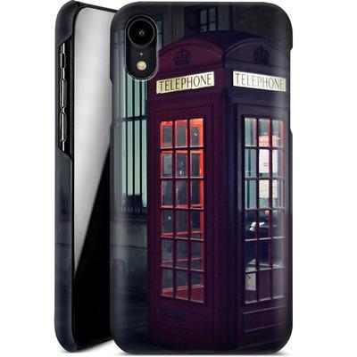 Apple iPhone XR Smartphone Huelle - London Calling 2 von Ronya Galka