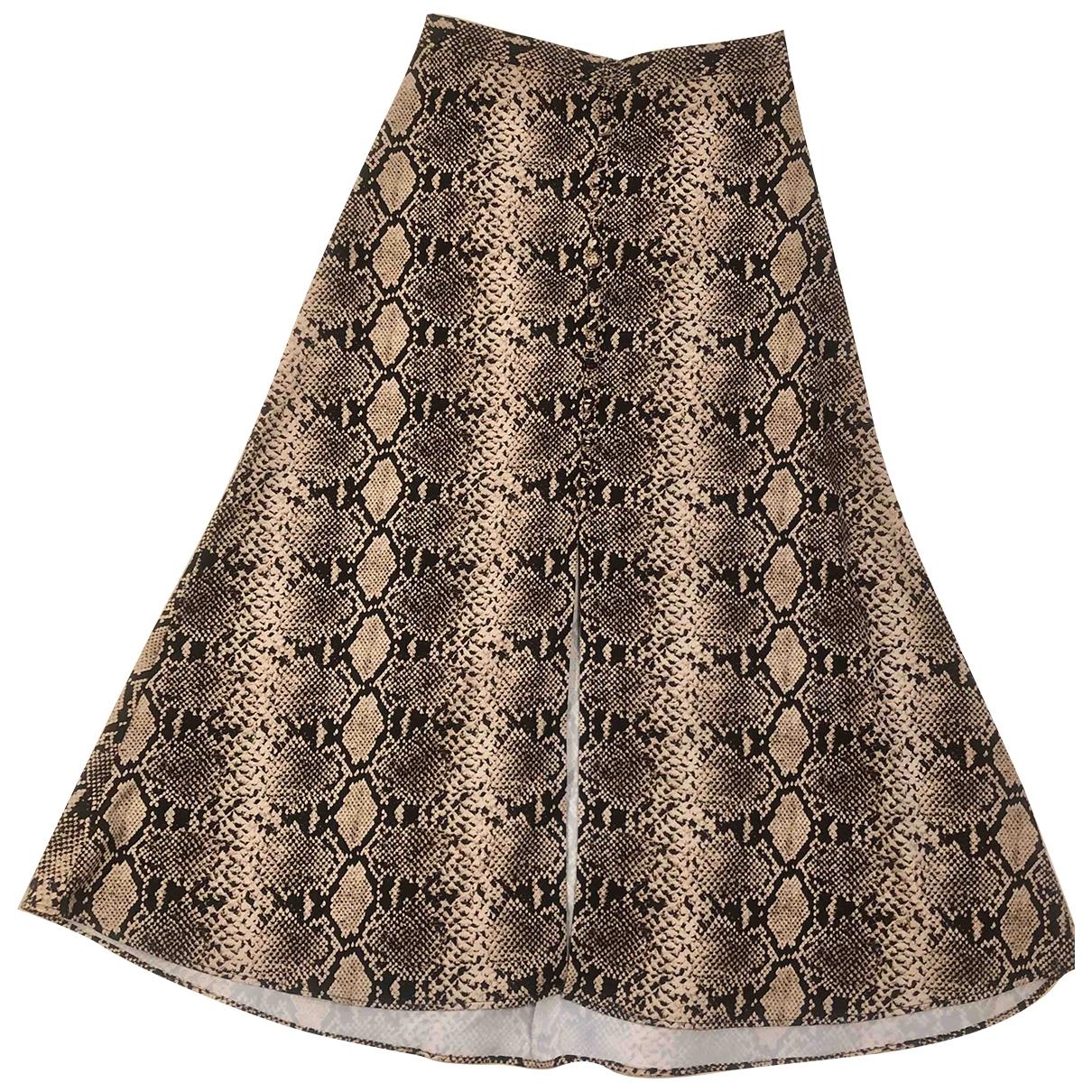 Zara \N Rocke in  Bunt Polyester