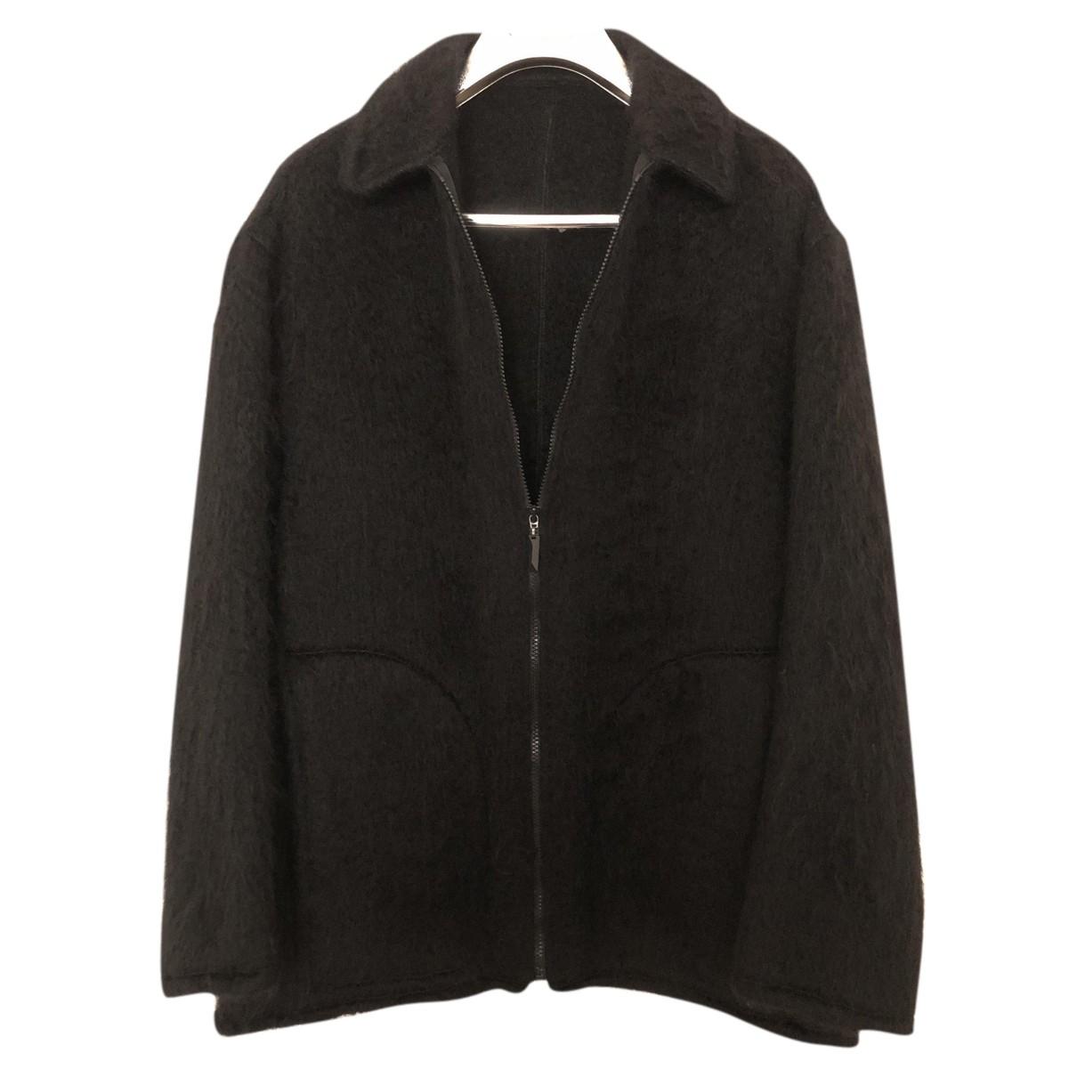 Thierry Mugler N Black Wool jacket  for Men 50 FR