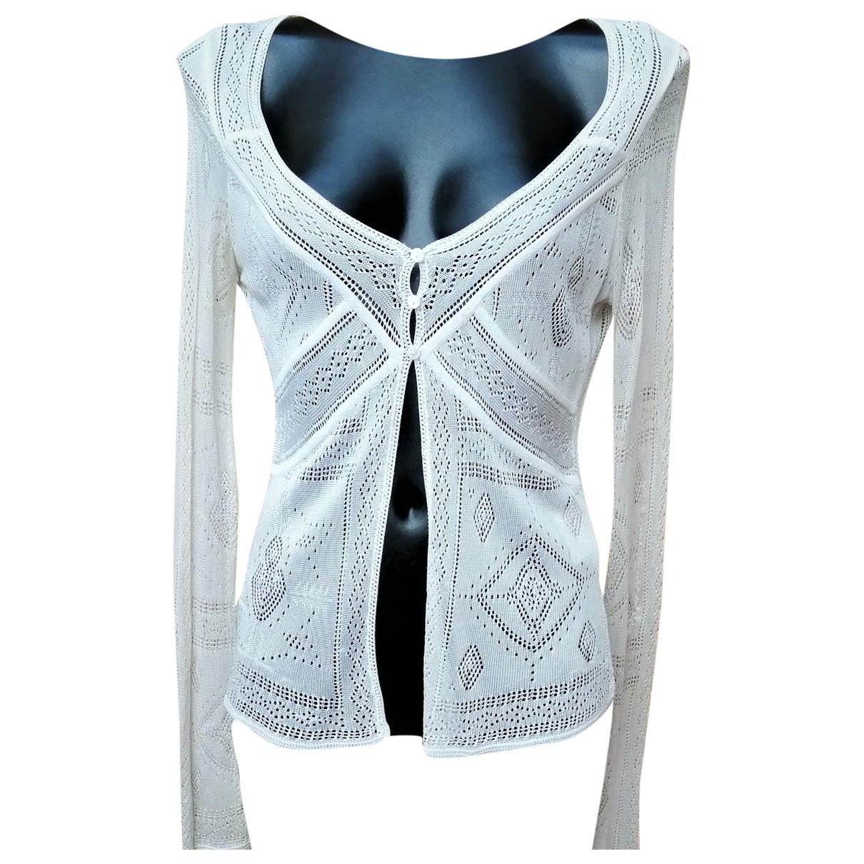 Bastyan \N White Knitwear for Women 12 UK