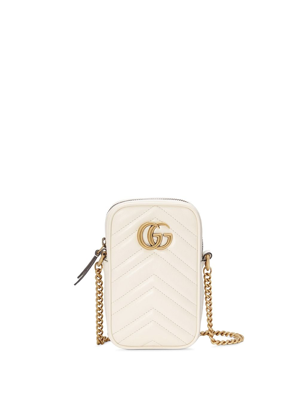 Gg Marmont Leather Mini Bag
