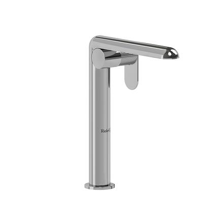 Ciclo CIL01LNCBK-10 Single Hole Lavatory Faucet with Lined Textured Handle 1.0 GPM  in