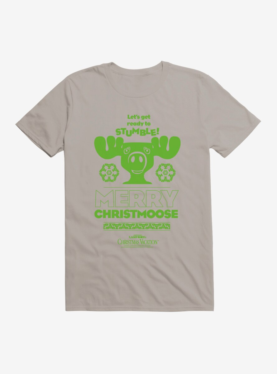 National Lampoon's Christmas Vacation Merry Christmoose T-Shirt