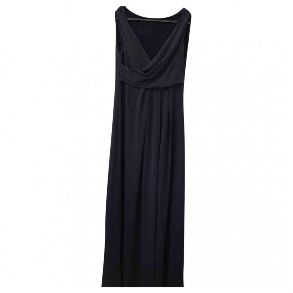 Max Mara Weekend \N Navy Cotton dress for Women S