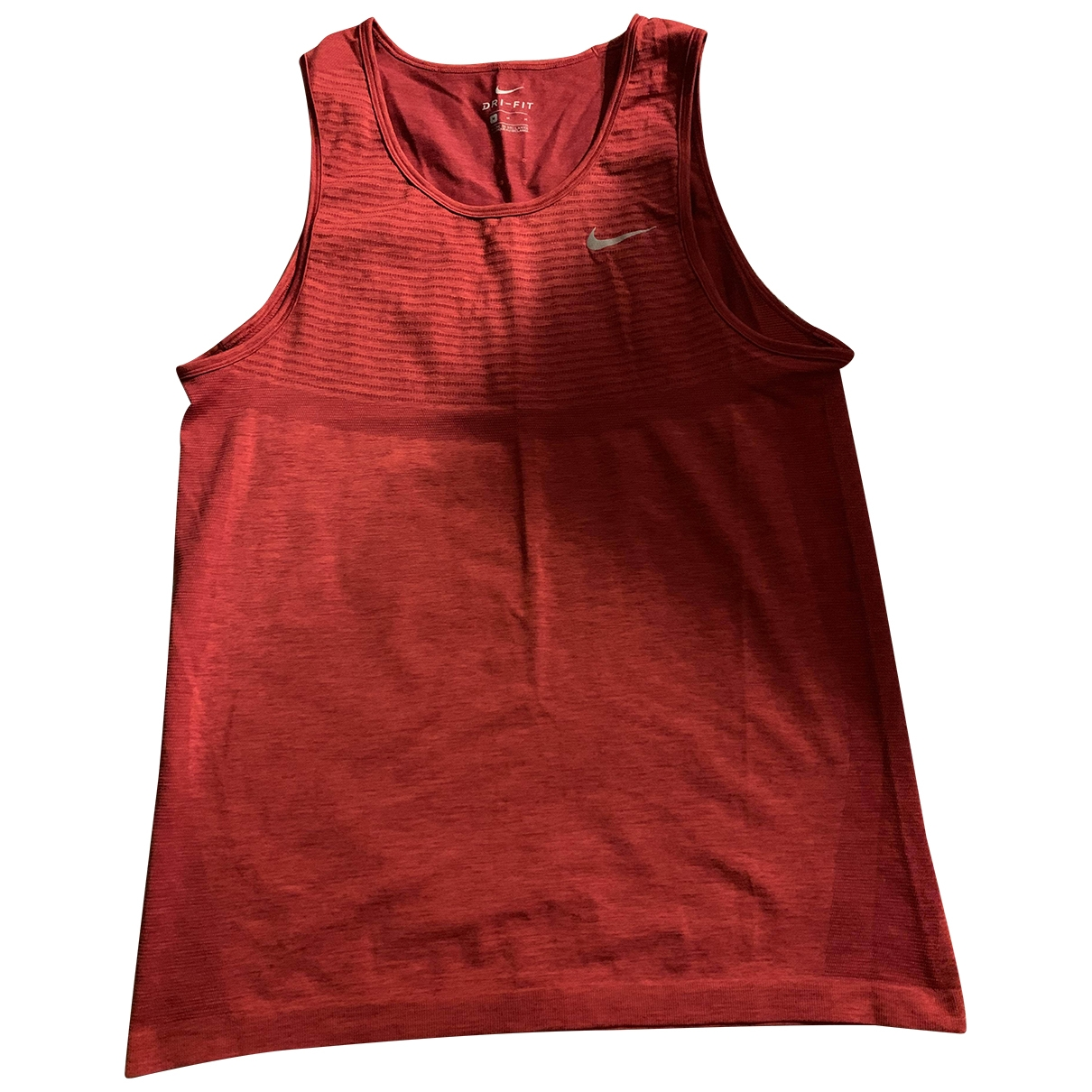Nike - Tee shirts   pour homme - rouge