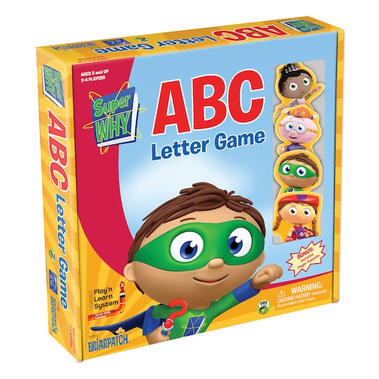 Super Why Abc Letter Game By University Games | Michaels®