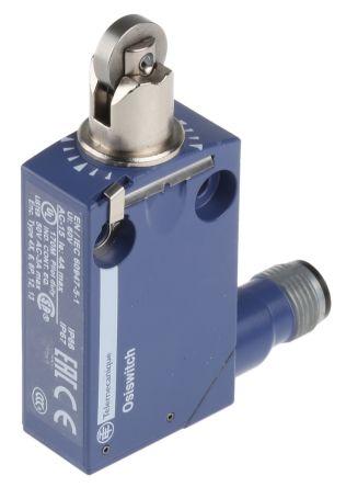 Telemecanique Sensors , Snap Action Limit Switch - Zinc Alloy, NO/NC, Roller Plunger, 240V, IP66, IP67, IP68