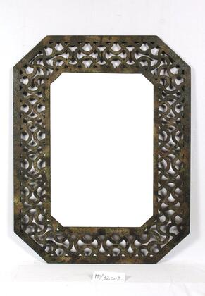 SGT056 Mirror with Distressed Wood