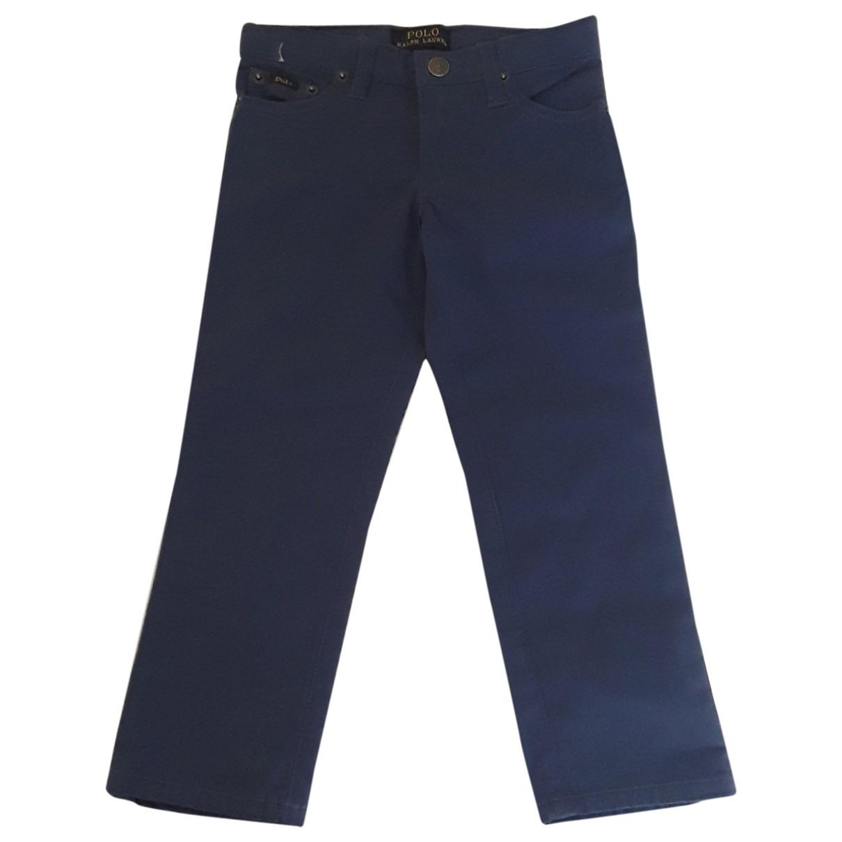Pantalones en Algodon Polo Ralph Lauren