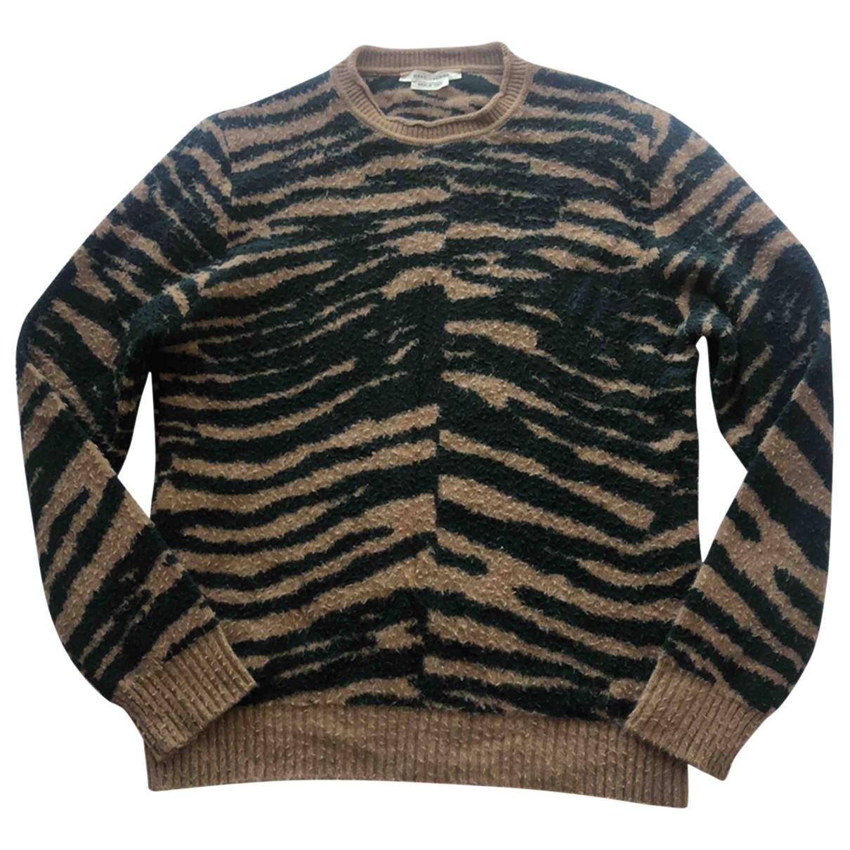 Marc Jacobs \N Pullover.Westen.Sweatshirts  in  Kamel Kaschmir