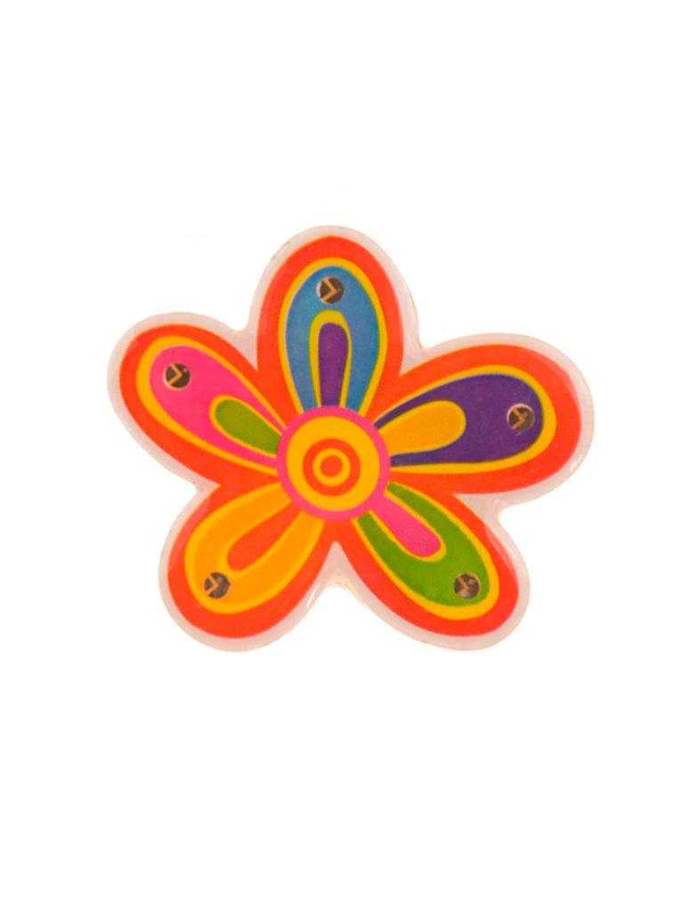 Kostuemzubehor Blinky Blume 70er Farbe: multicolor bzw. bunt