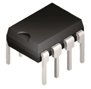 Toshiba Solid State Relay, PCB Mount, MOSFET (5)