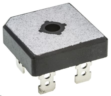 Vishay GBPC1504-E4/51, Bridge Rectifier, 15A 400V, 4-Pin GBPC