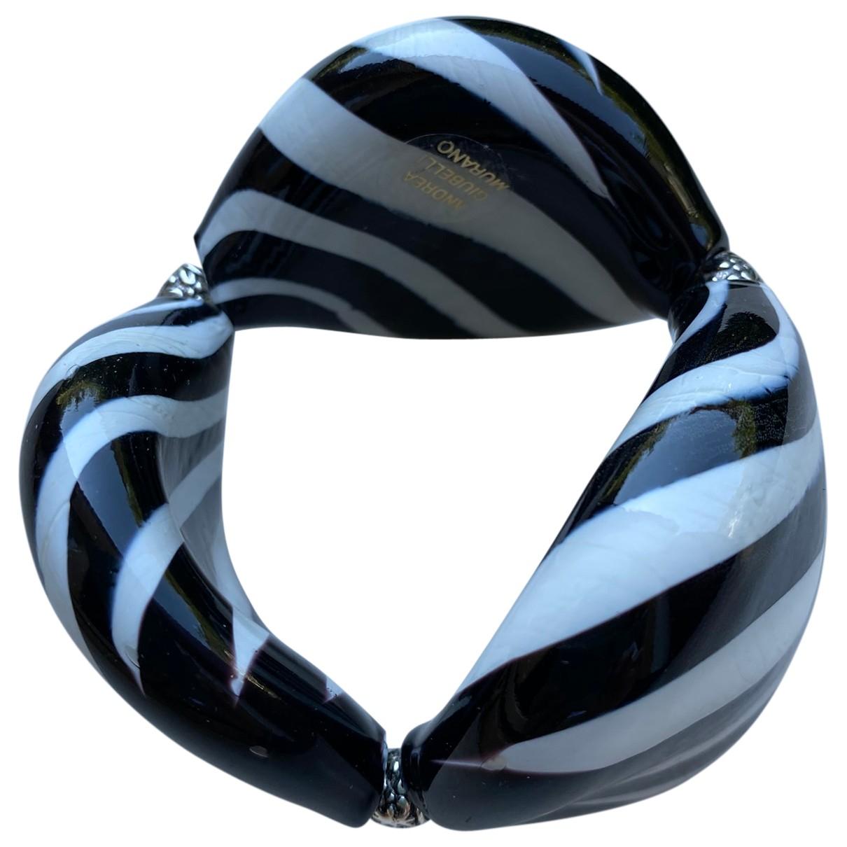 - Bracelet   pour femme en verre - multicolore