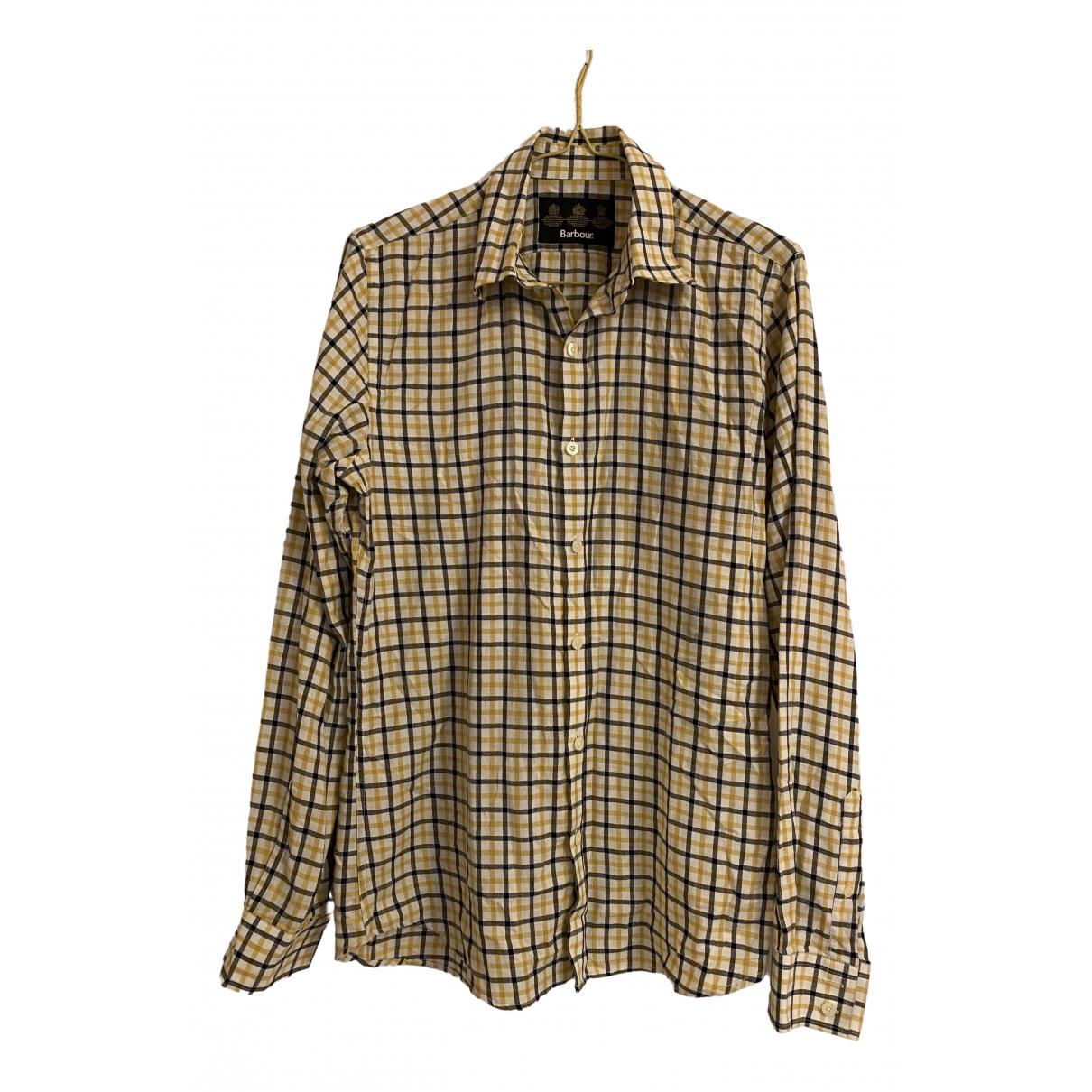 Barbour - Chemises   pour homme en coton - multicolore
