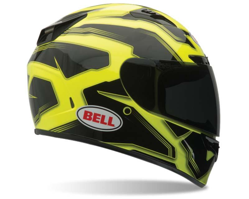Bell Racing 7047729 Vortex Manifest HI-VIS Helmet 62-63 | 2XL
