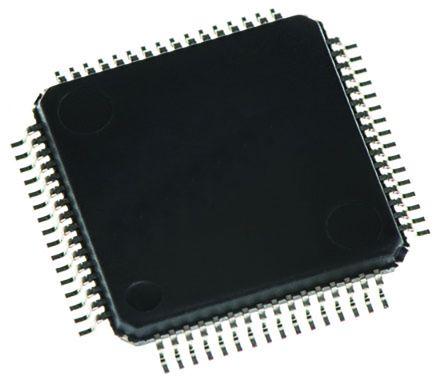 Renesas Electronics R5F562TAADFM#V3, 32bit RX Microcontroller, RX62T, 100MHz, 256 kB Flash, 64-Pin LQFP