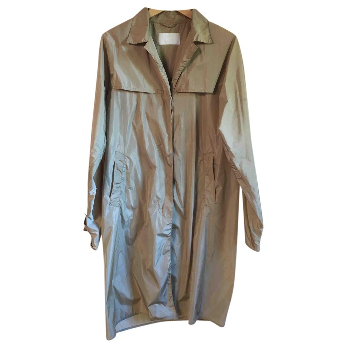 Prada - Manteau   pour femme - beige