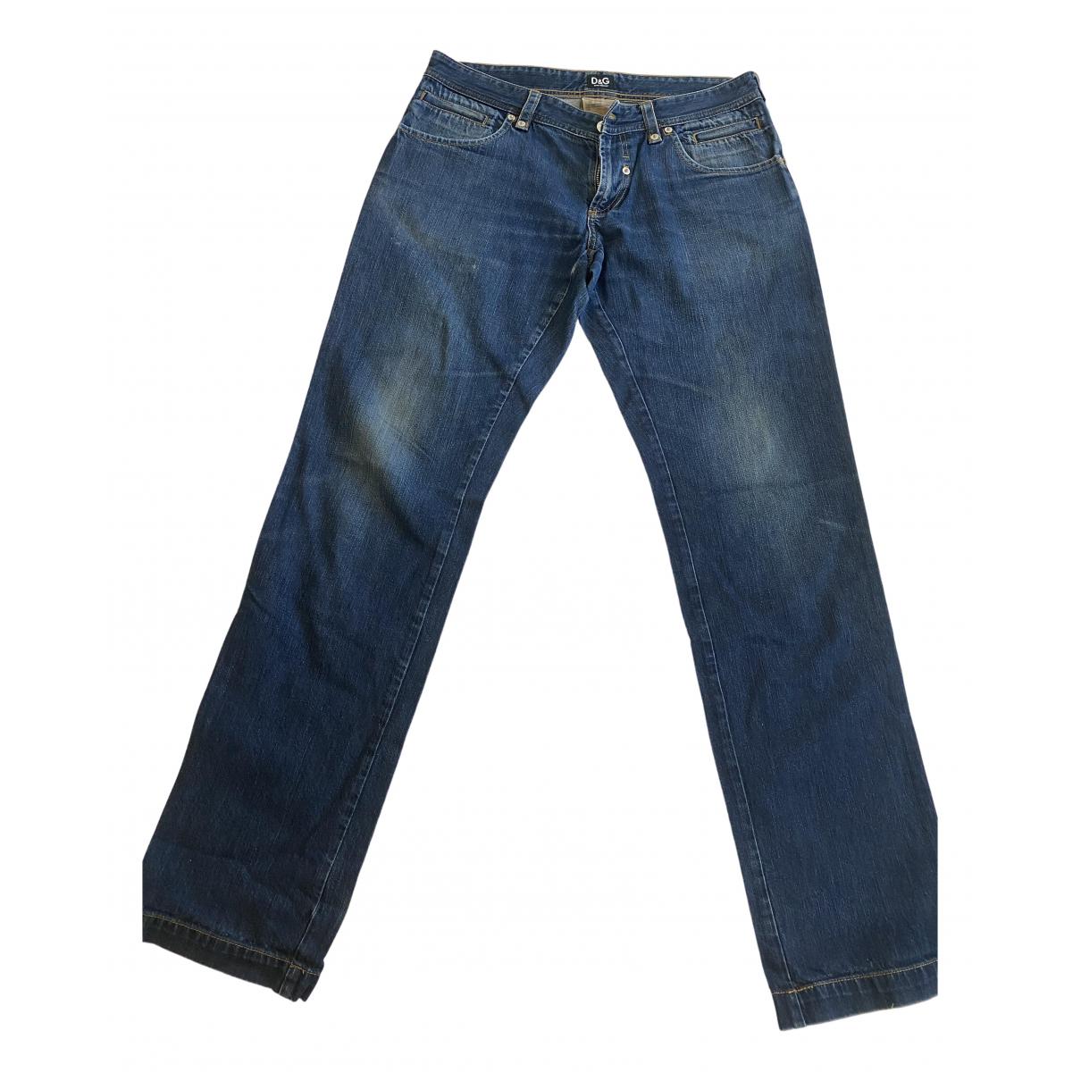 D&g \N Navy Jeans for Men 32 US