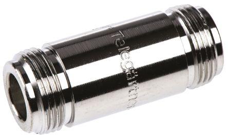 Telegartner Straight 50Ω RF Adapter N Socket to N Socket 11GHz