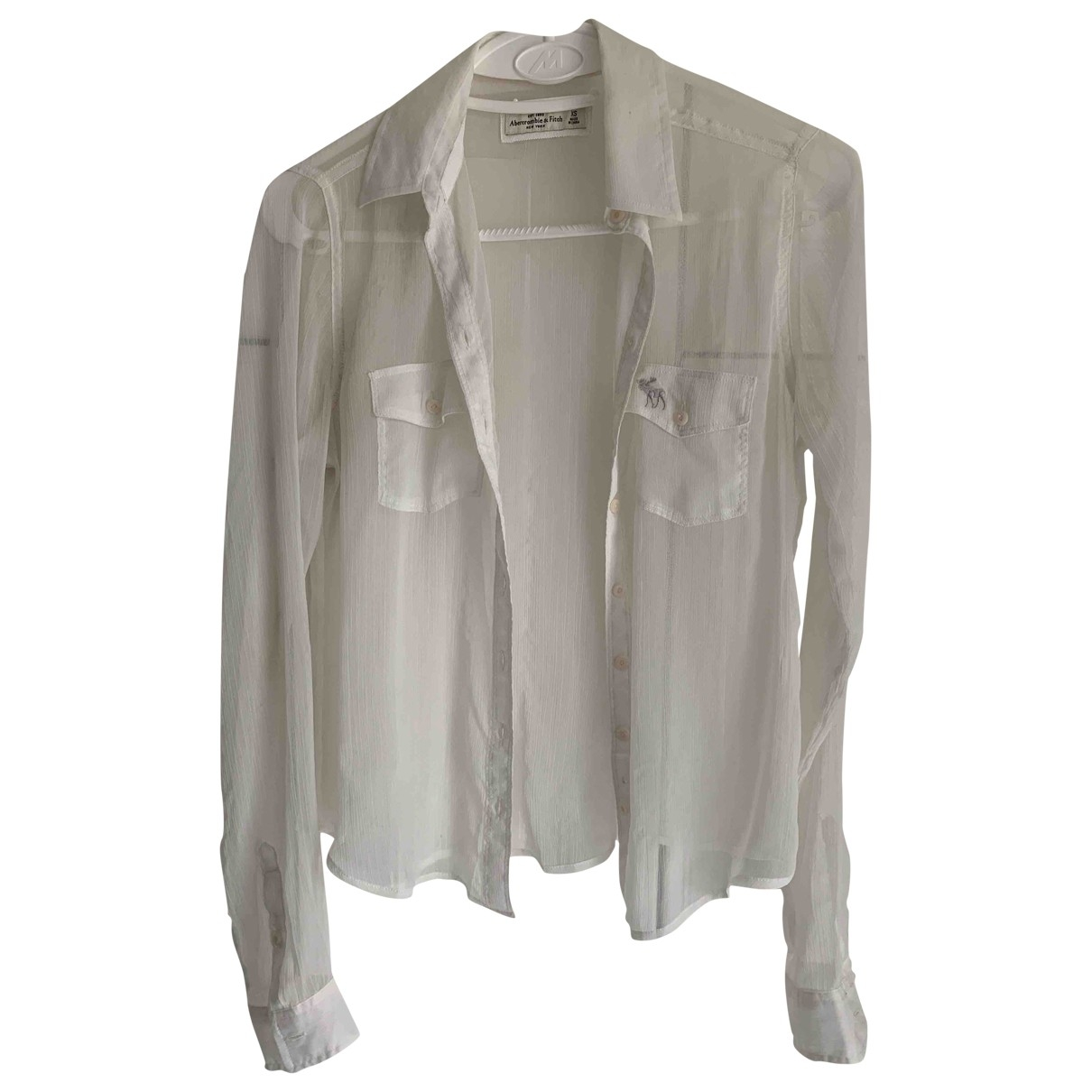 Abercrombie & Fitch \N White  top for Women XS International