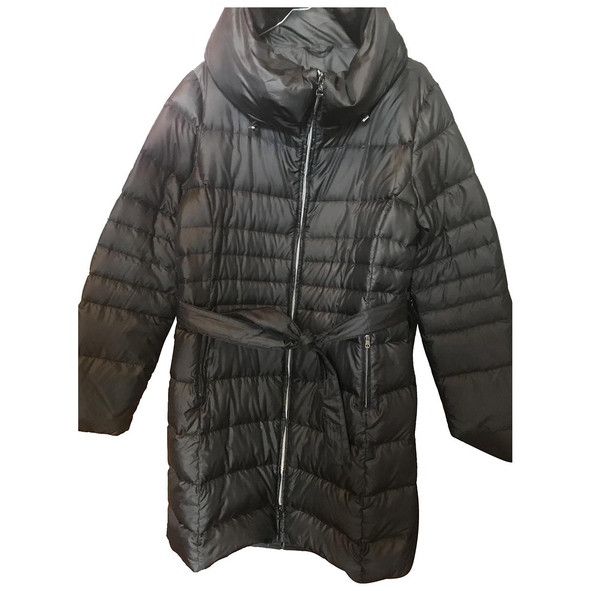 Max Mara \N Black coat for Women 50-52 IT