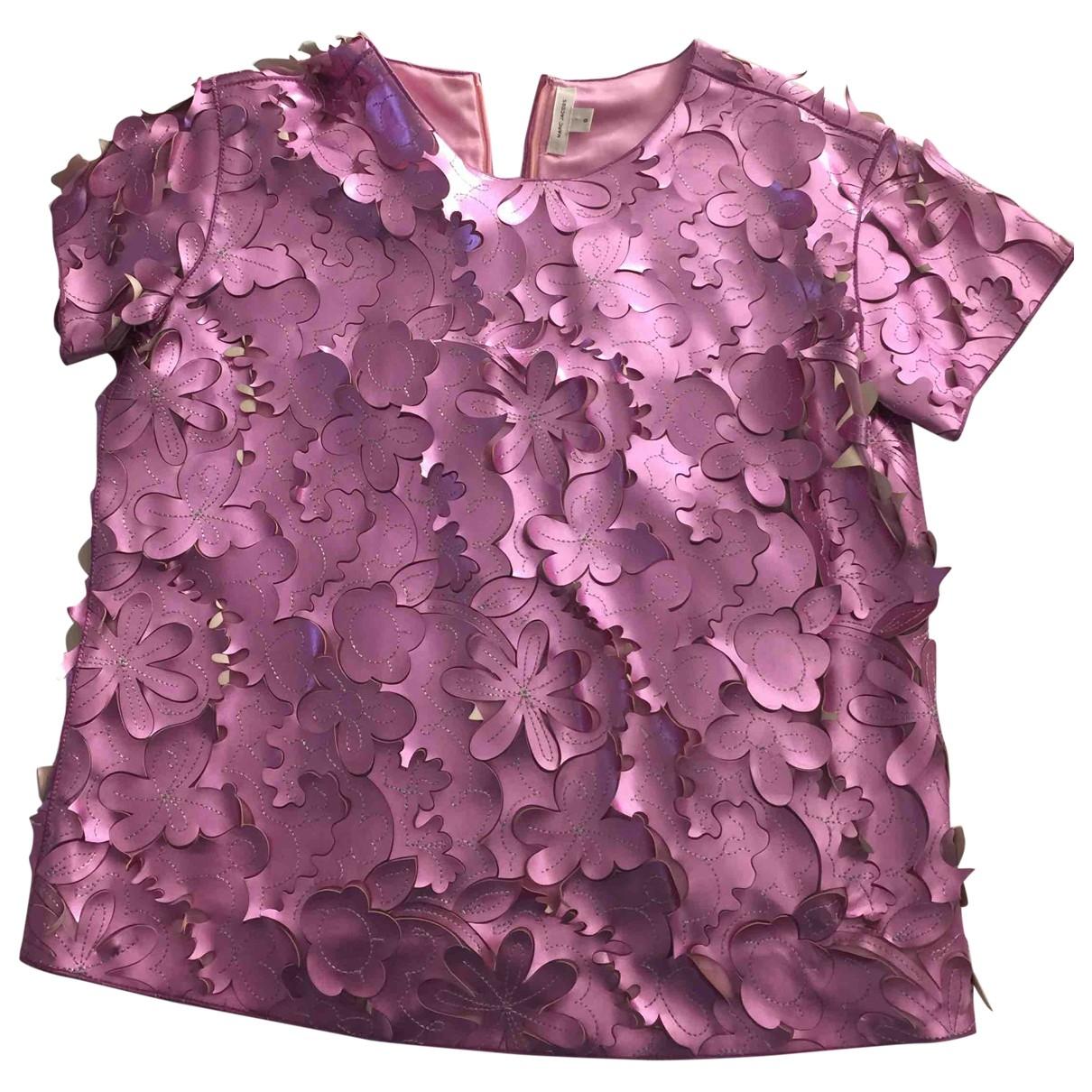 Marc Jacobs - Top   pour femme - rose